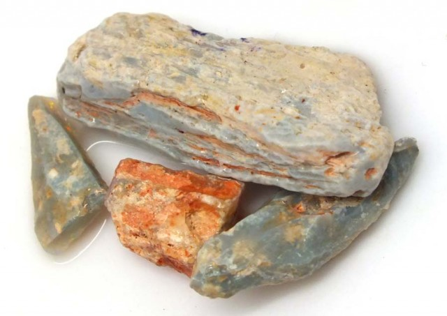 35 CTS OPAL FOSSIL WOOD PARCEL FO-512