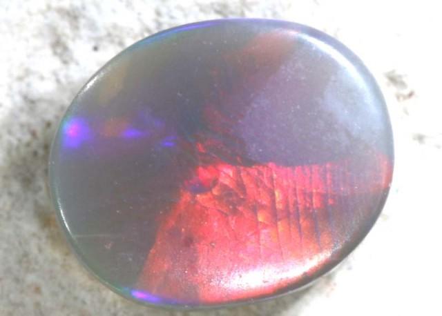 N5-  0.25 CTS BLACK OPAL STONE  TBO-4310