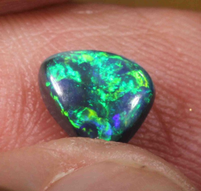 1.30 cts  BLACK OPAL FROM LR -  578210