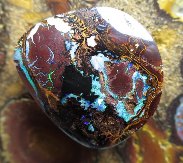 28cts. YOWAH OPAL, FROM OUR MINES!