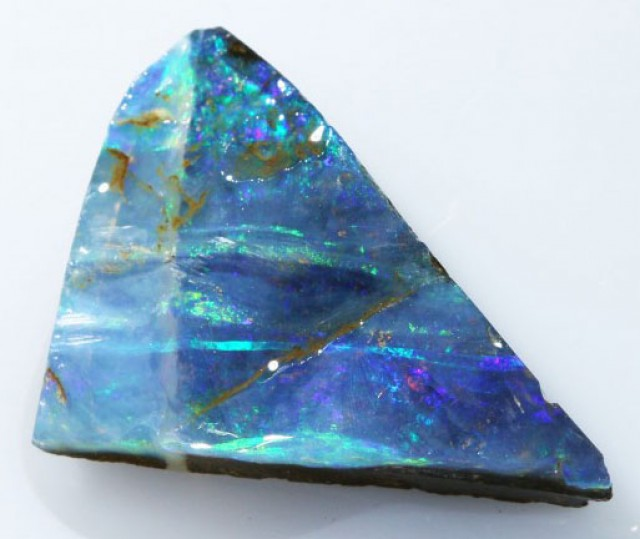 5.25 CTS  BOULDER OPAL ROUGH -OLD STOCK [BY4673 ]