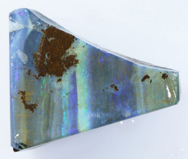 14.05 CTS  BOULDER OPAL ROUGH -OLD STOCK [BY4674 ]