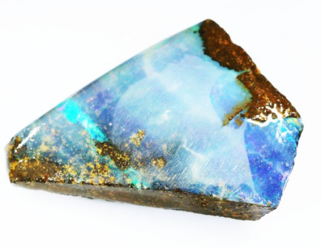 32.00 CTS  BOULDER OPAL ROUGH -OLD STOCK [BY4671 ]