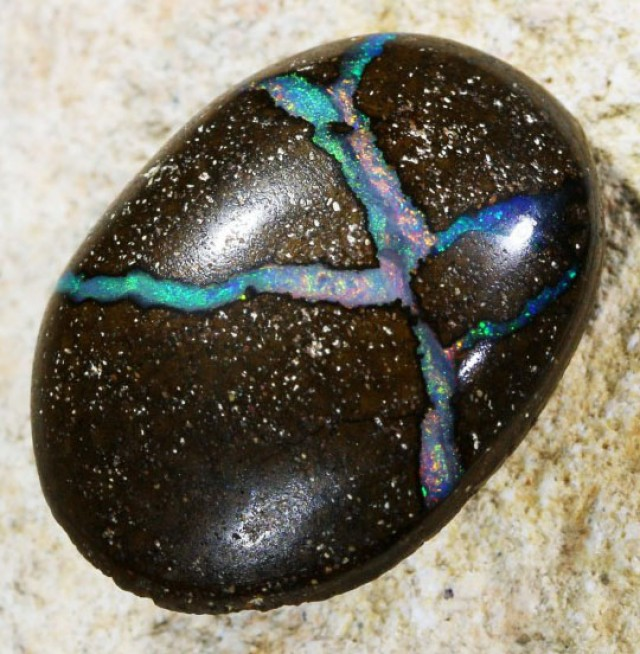 7.75 CTS BOULDER OPAL POLISHED STONE [SO5589]