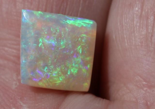 Andamooka Crystal Opal 3.3 Carats Multicolored