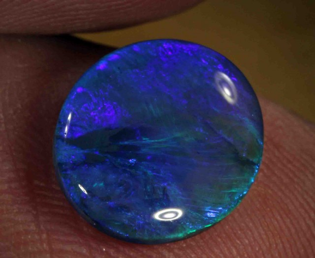 3.86 CTS  BLACK OPAL FROM LR -