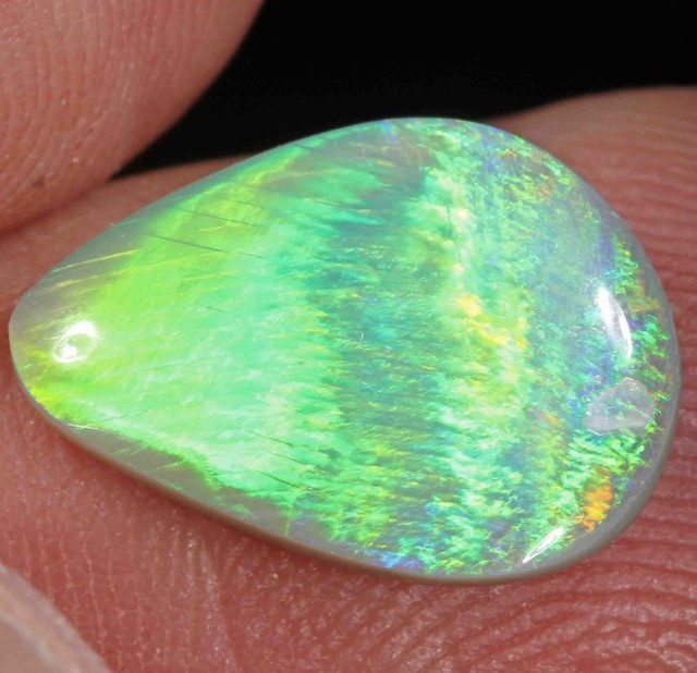 4.0 CTS BRILLIANT  BLACK OPAL FROM LR -   582569