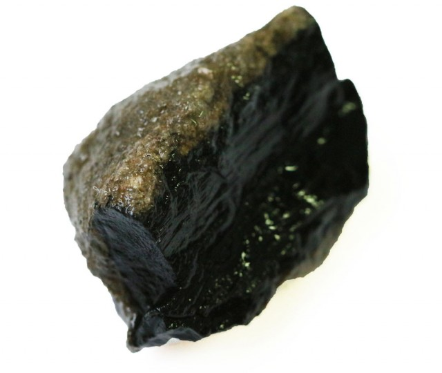 52.50 CTS INDONESIAN NATURAL BLACK POTCH [VS7061 ]