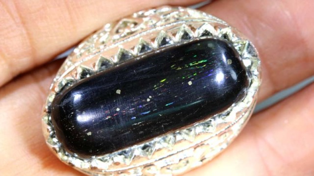 INDONESIAN OPAL RING 52   CTS OF-1324