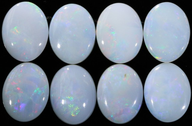 7.88 CTS WHITE FIRE OPAL STONE DEAL [CP6866 ]
