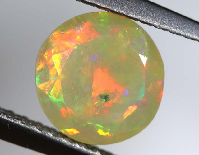0.90 CTS ETHIOPIAN WELO FACETED STONE FOB-652