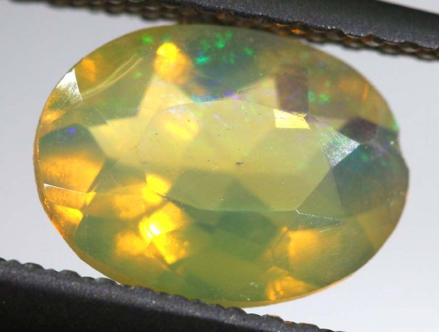 0.90 CTS ETHIOPIAN WELO FACETED STONE FOB-673