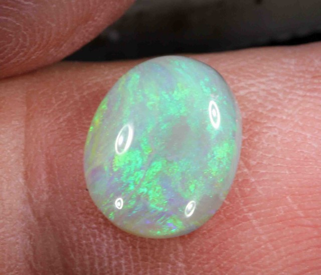 1.75 CTS  BLACK OPAL FROM LR - 587396