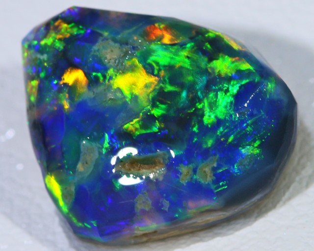 4.35 CTS PRE SHAPED OPAL ROUGH  -LIGHTNING RIDGE [BR4845] SAFE
