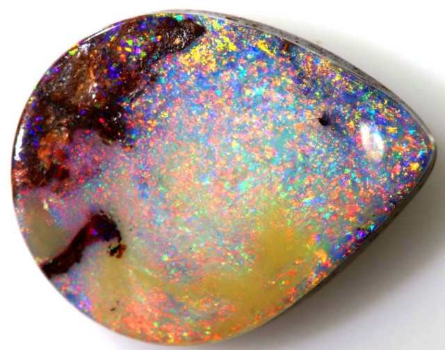 BOULDER OPAL POLISHED STONE 5.97 CTS  INV-289