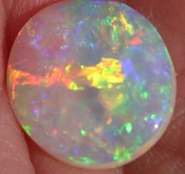 Beautiful Opal Valley Gem Crystal 3.30 Carats