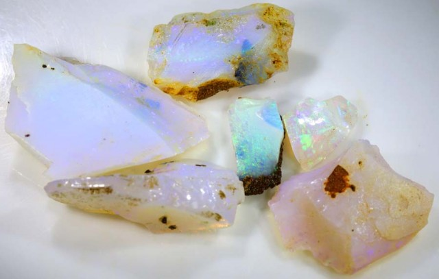 45.65 CTS CRYSTAL OPAL ROUGH DT-6839