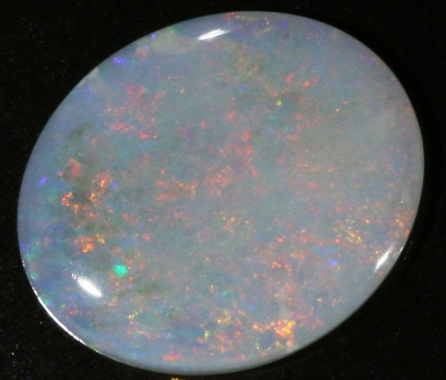 1.68 CTS WHITE FIRE OPAL STONE  DEAL [CP1800]