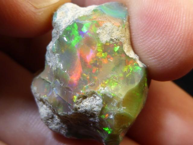 31ct Quality Rough Ethiopian Wello Opal