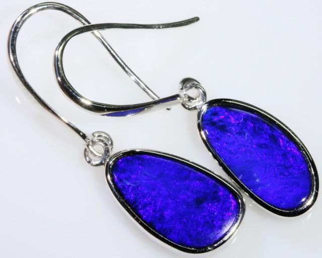 Cute Opal Doublet Earring SB 139
