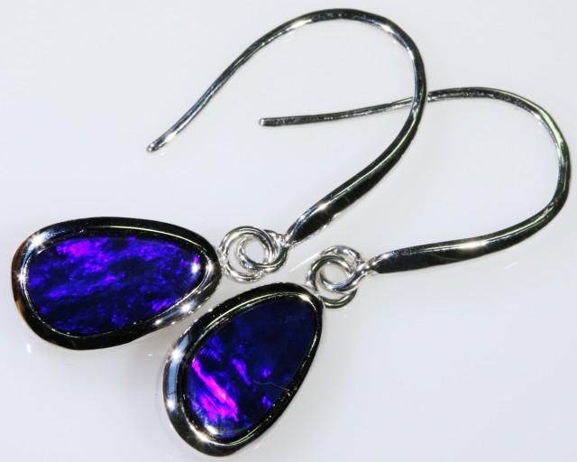 Cute Opal Doublet Earring SB 141