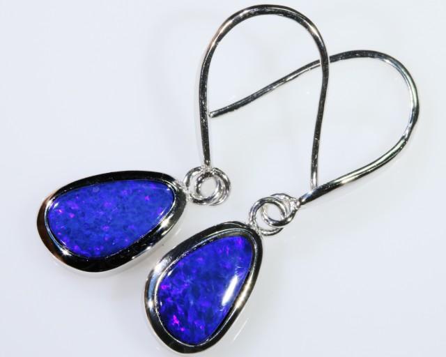 Cute Opal Doublet Earring SB 142