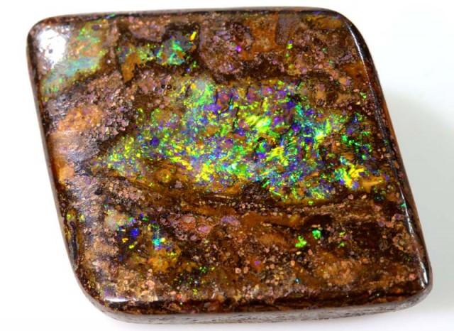 18.50cts Quality Boulder Opal Cut Stone AB33