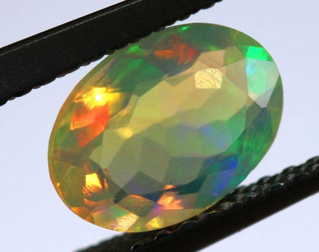 1 CTS ETHIOPIAN WELO FACETED STONE FOB-697
