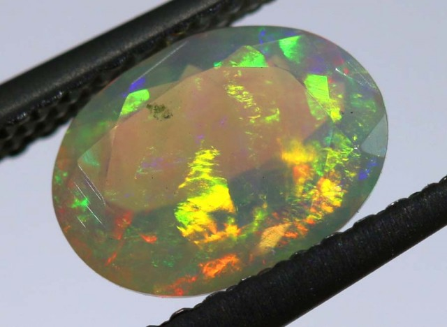 1 CTS ETHIOPIAN WELO FACETED STONE FOB-698