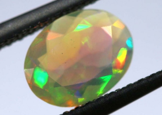 1 CTS ETHIOPIAN WELO FACETED STONE FOB-696