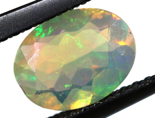 1 CTS ETHIOPIAN WELO FACETED STONE FOB-701