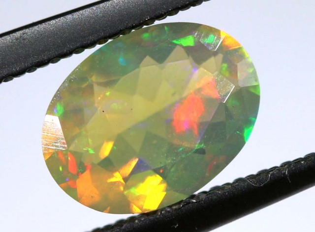 1 CTS ETHIOPIAN WELO FACETED STONE FOB-702