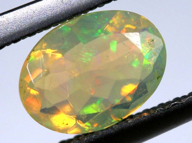 1 CTS ETHIOPIAN WELO FACETED STONE FOB-709
