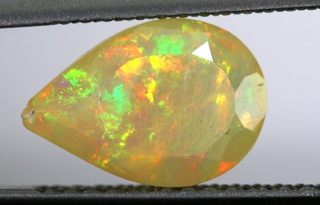 0.90 CTS ETHIOPIAN WELO FACETED STONE FOB-721