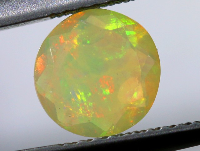 0.80 CTS ETHIOPIAN WELO FACETED STONE FOB-724