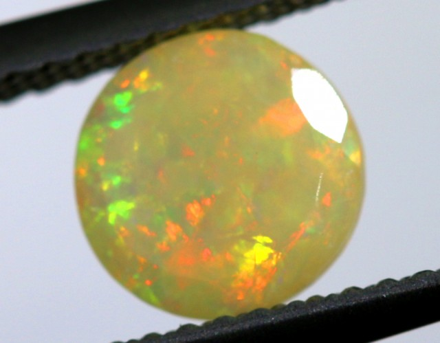 0.75 CTS ETHIOPIAN WELO FACETED STONE FOB-727
