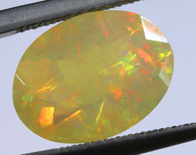 1.95 CTS ETHIOPIAN WELO FACETED STONE FOB-740