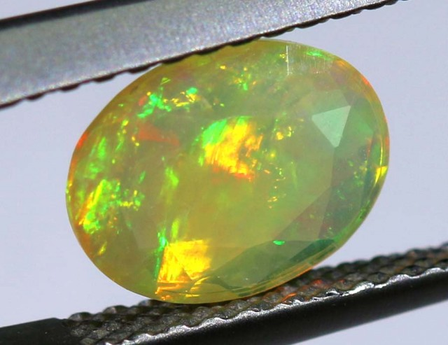 1 CTS ETHIOPIAN WELO FACETED STONE FOB-736