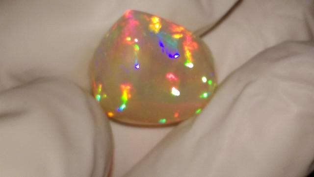 Screamin Bright® Breathtaking Quality Puzzle-Prismfire Semicrystal