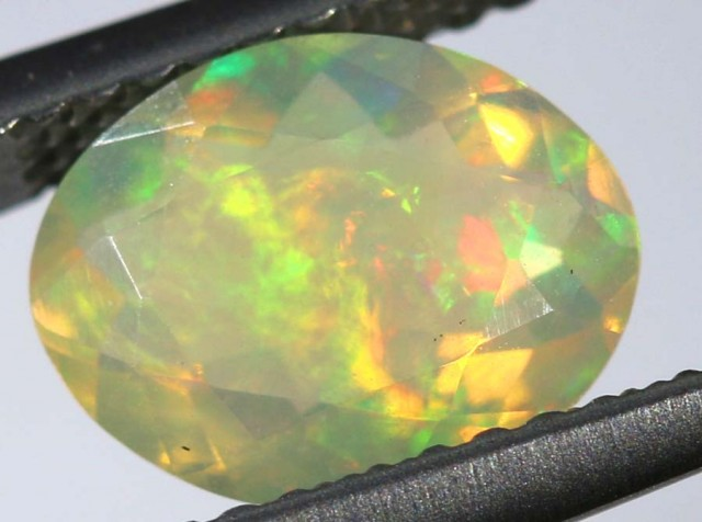 0.95 CTS ETHIOPIAN WELO FACETED STONE FOB-744