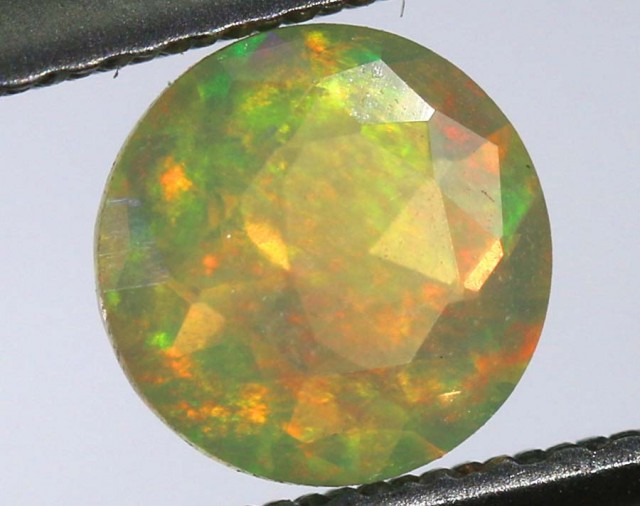 0.55 CTS ETHIOPIAN WELO FACETED STONE FOB-745