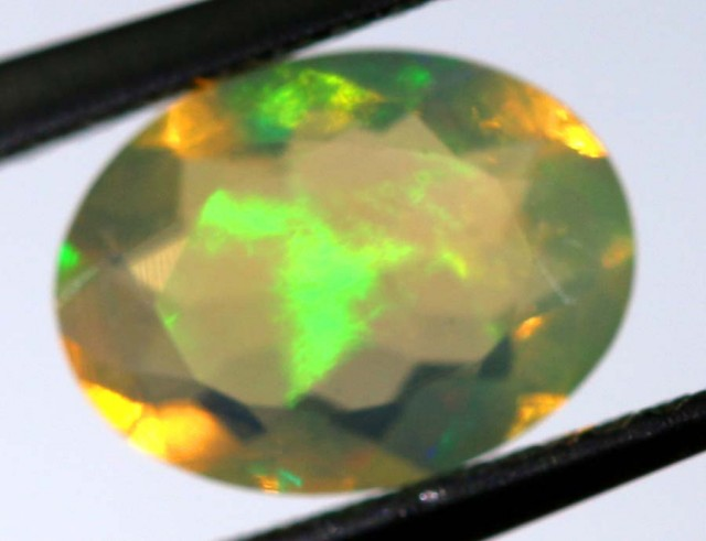 0.75 CTS ETHIOPIAN WELO FACETED STONE FOB-747