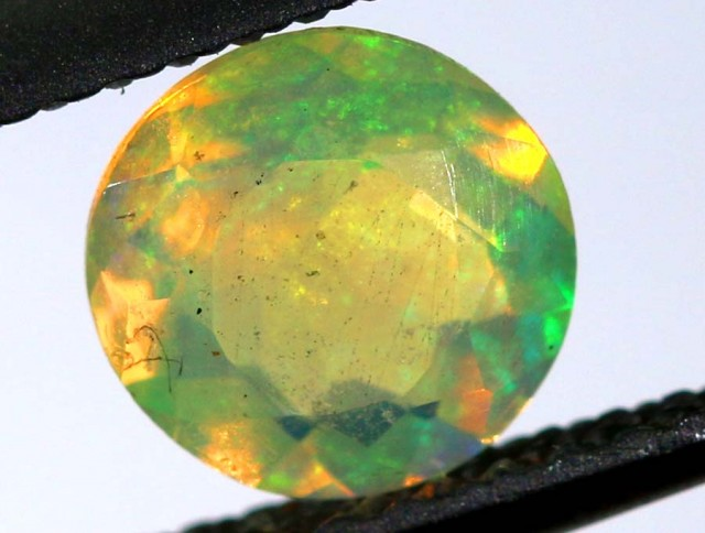 0.55 CTS ETHIOPIAN WELO FACETED STONE FOB-748