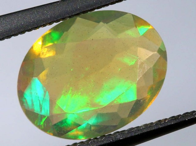 0.95 CTS ETHIOPIAN WELO FACETED STONE FOB-753
