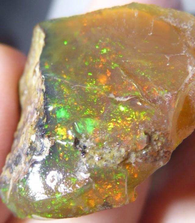 47.5ct Quality Rough Ethiopian Wello Opal