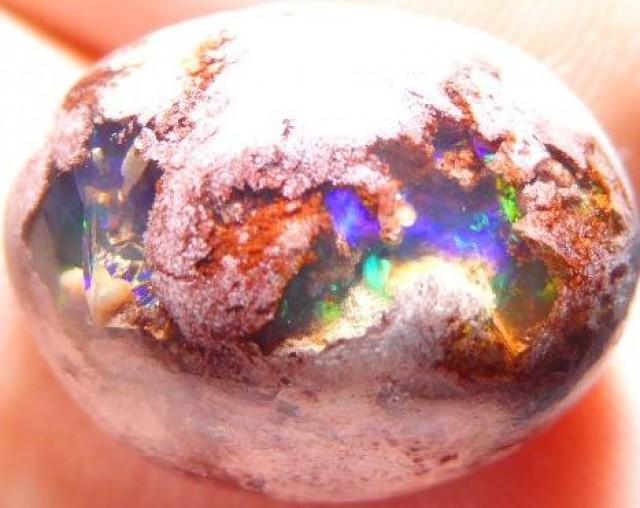 10ct Mexican Matrix Opal Landscape Cantera