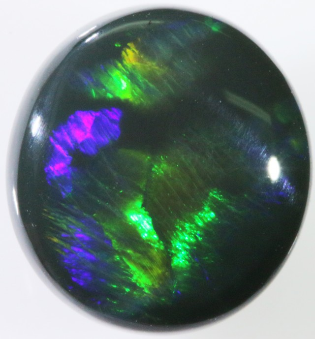 Black Opal Lightning Ridge BU2282
