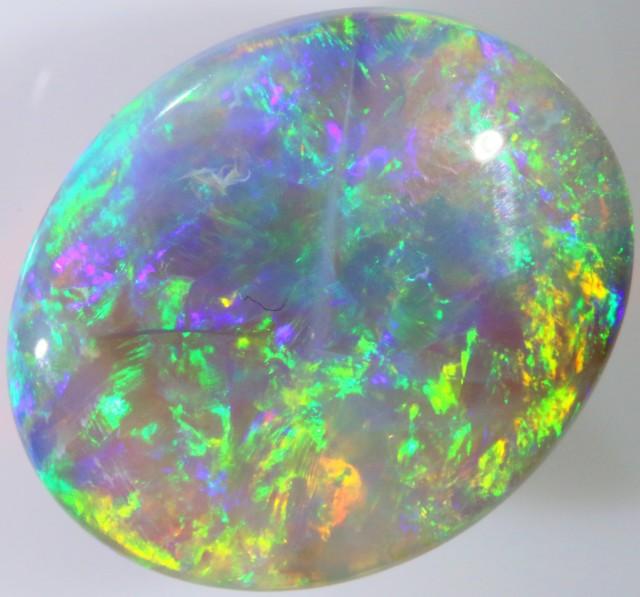 8.7 Cts Beautiful Ridge Crystal Opal  BU 2291