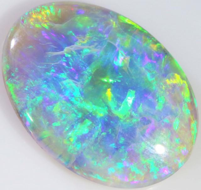12.8 Cts Beautiful Ridge Crystal Opal  BU 2295