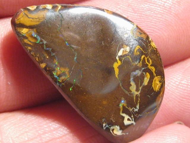 OpalWeb - Boulder Opals from Yowah - 41.3Cts -